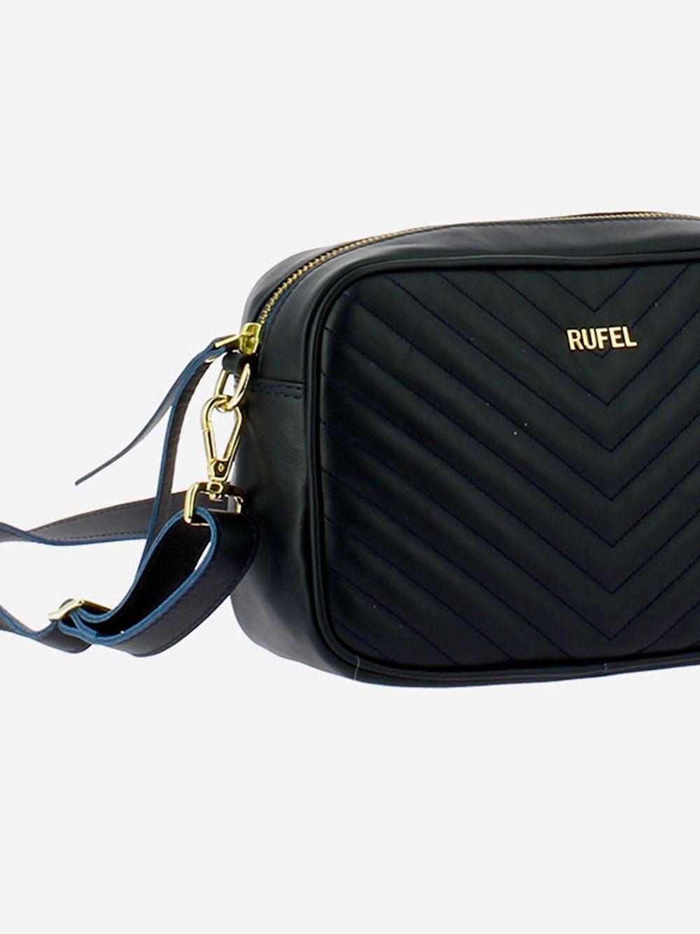 Nature CH Blue Crossbody Bag | Rufel