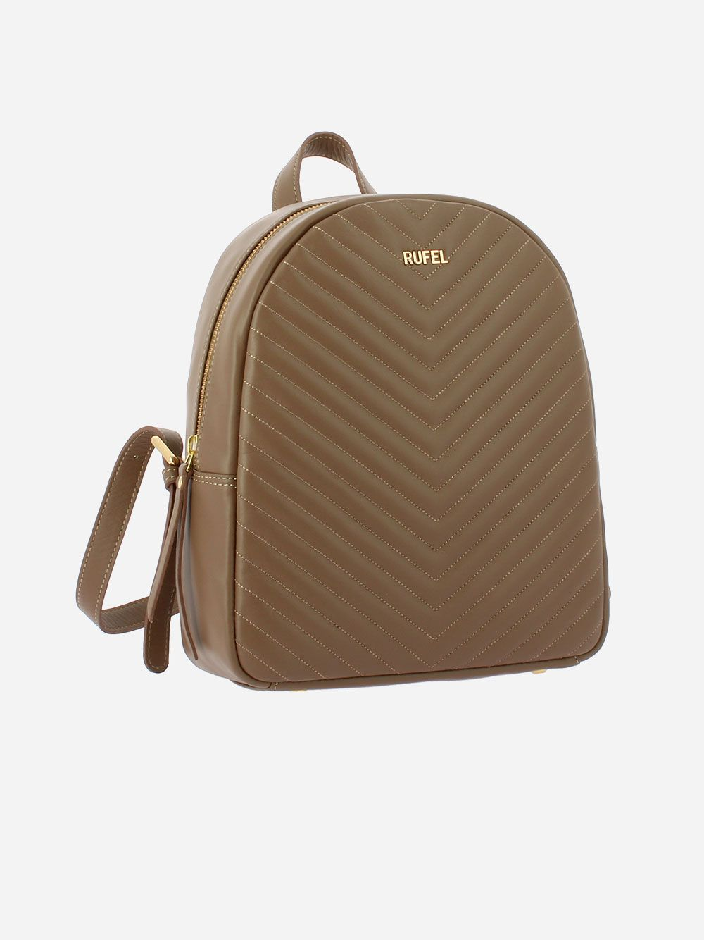 Nature CH Taupe Backpack | Rufel