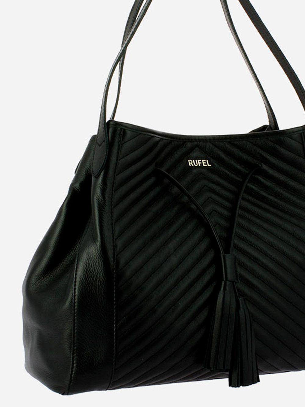 Nature CH Black Shopper | Rufel