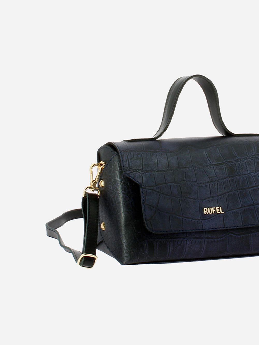 Aidi Blue Crossbody Bag | Rufel