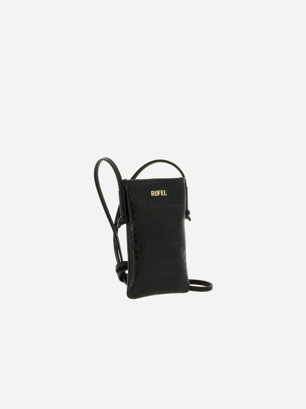 Small Black Crossbody Bag | Rufel