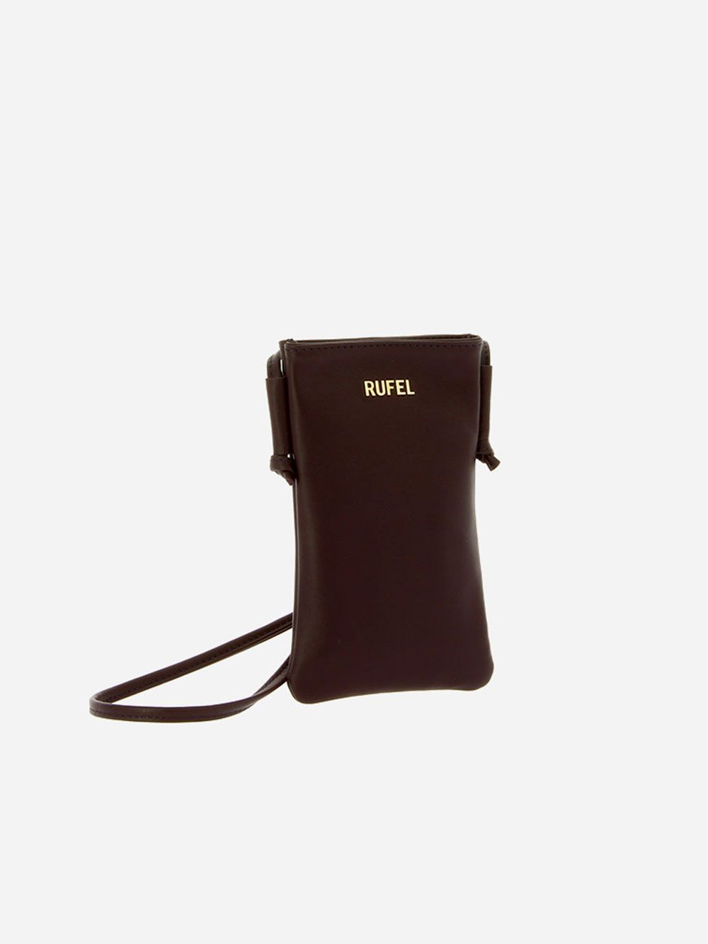 Small Brown Crossbody Bag   Rufel