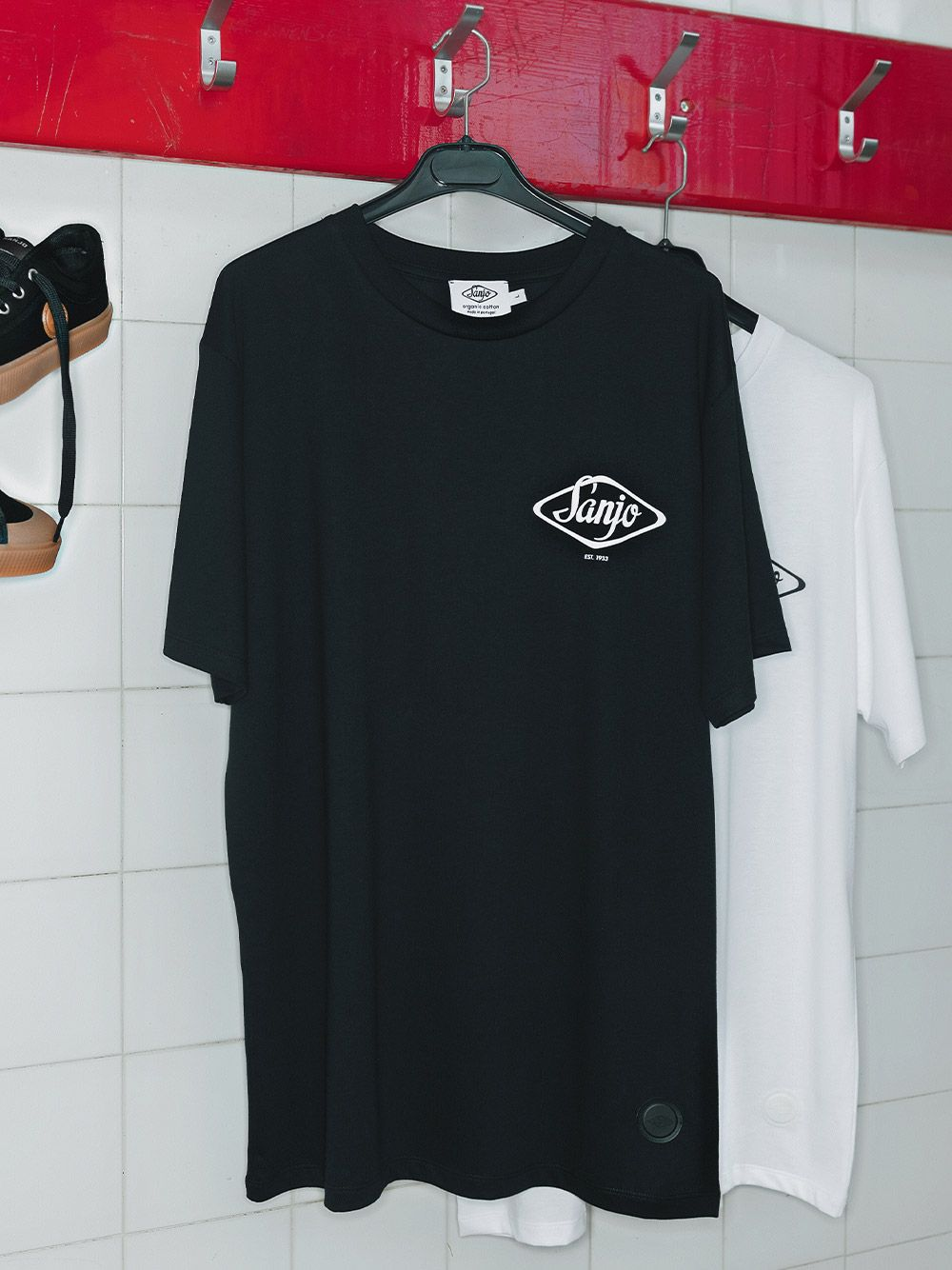 T-Shirt Sanjo Preta | Sanjo