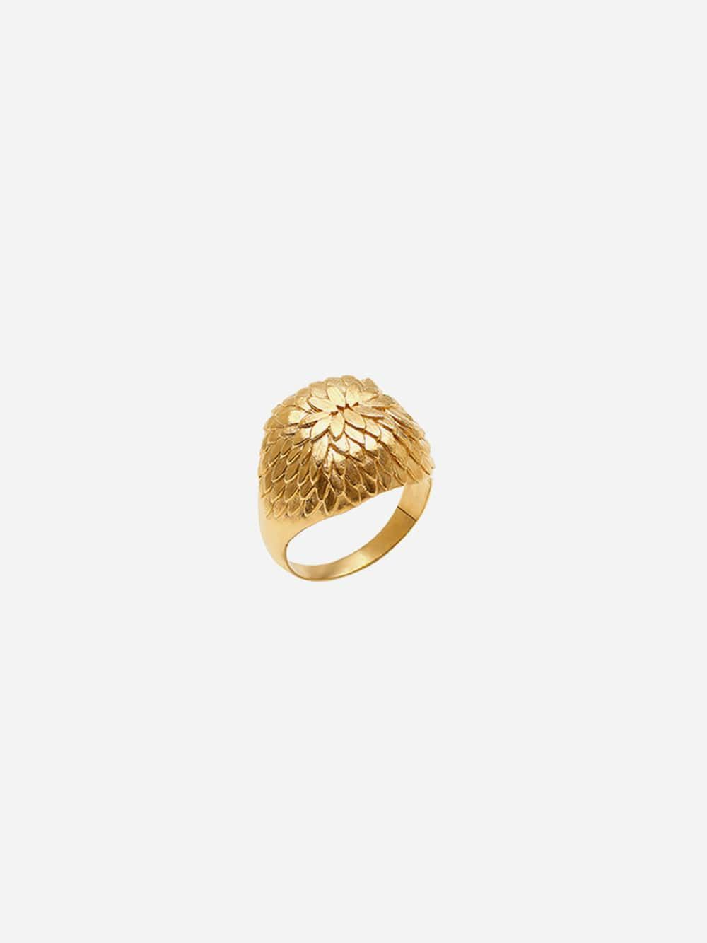 Water Lilly Petals Ring   Sopro