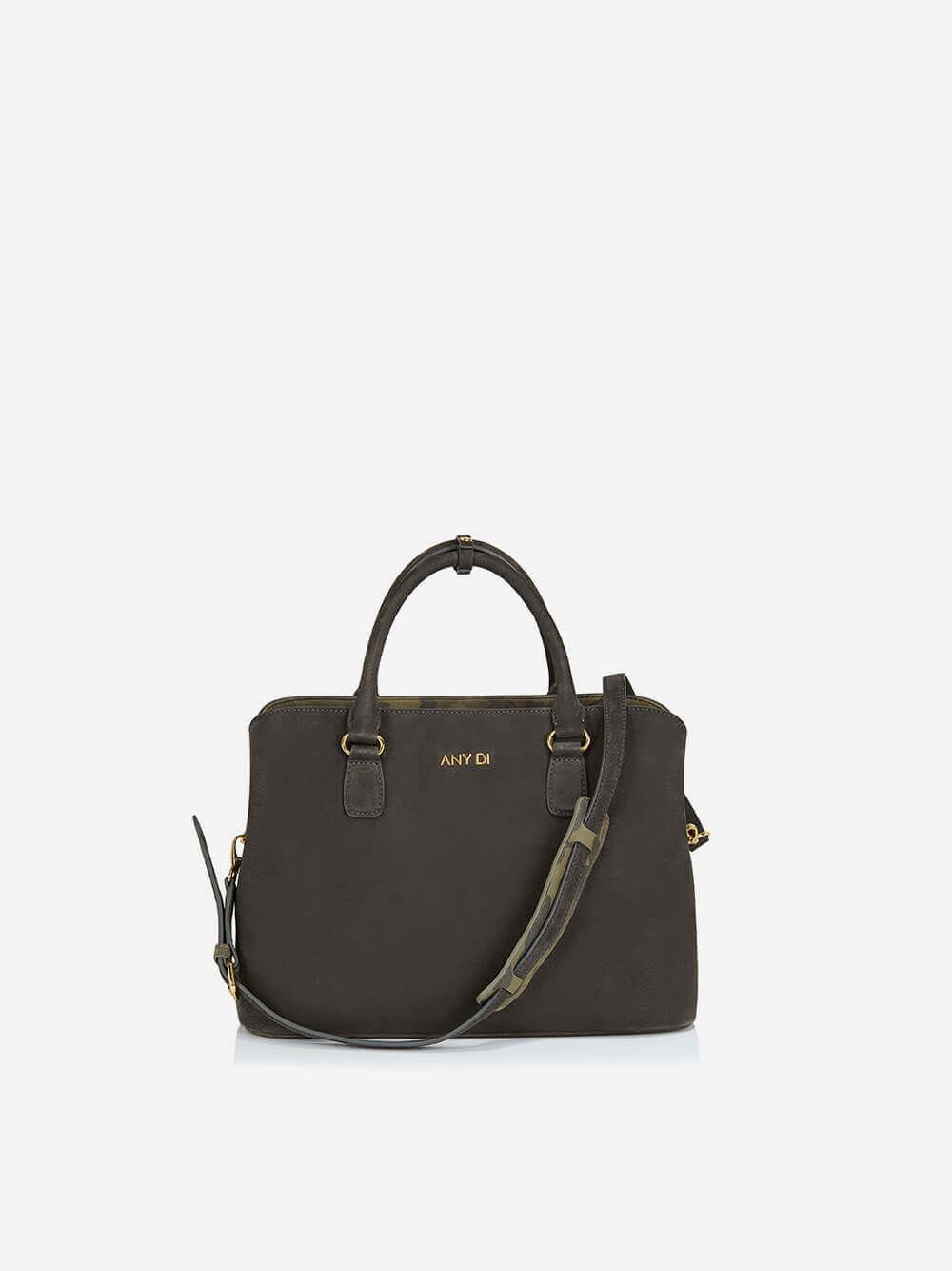 M Khaki Bag | Any Di