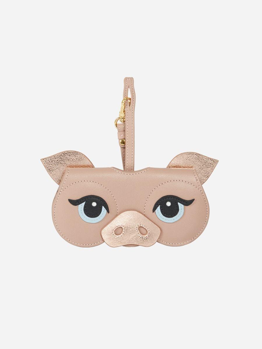 Caixa de Óculos Rosa Mrs Piggy  | ANY DI