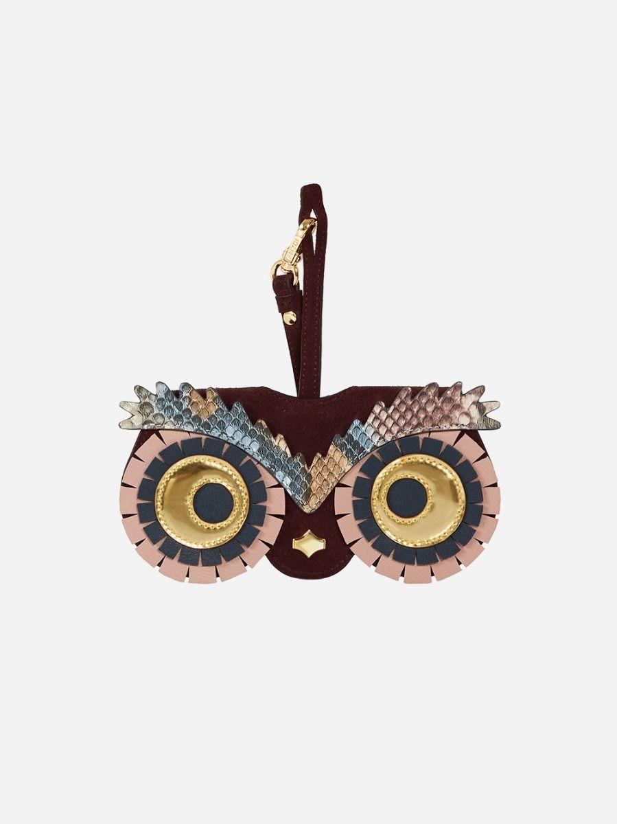 Caixa de Óculos Coruja   Any Di