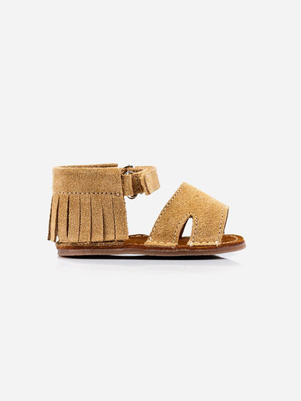 Sandália Franjas com Velcro | Pikitri