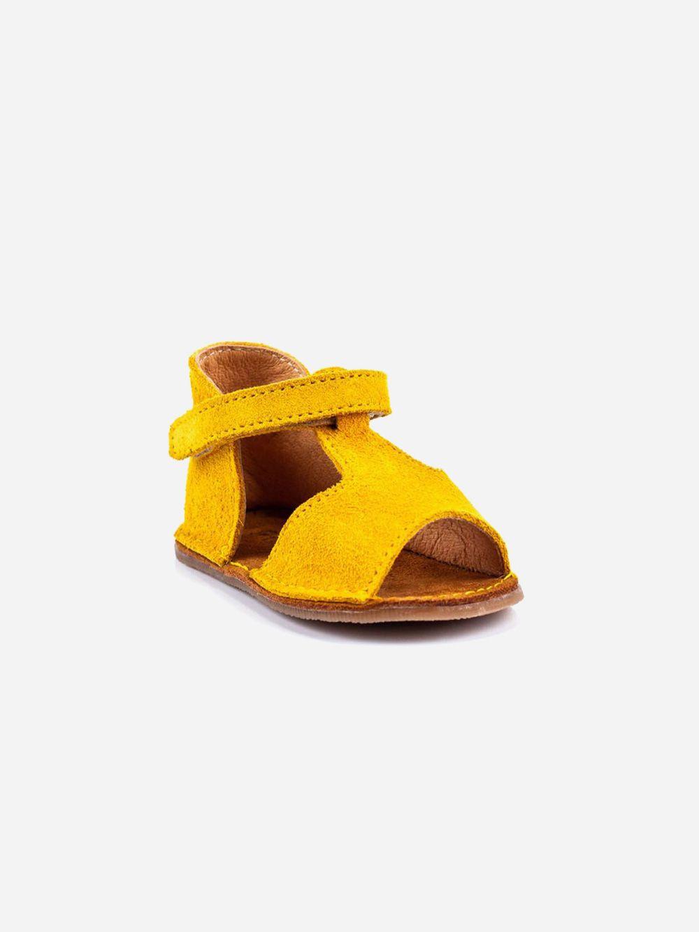 Sandália Ocre Velcro | Pikitri