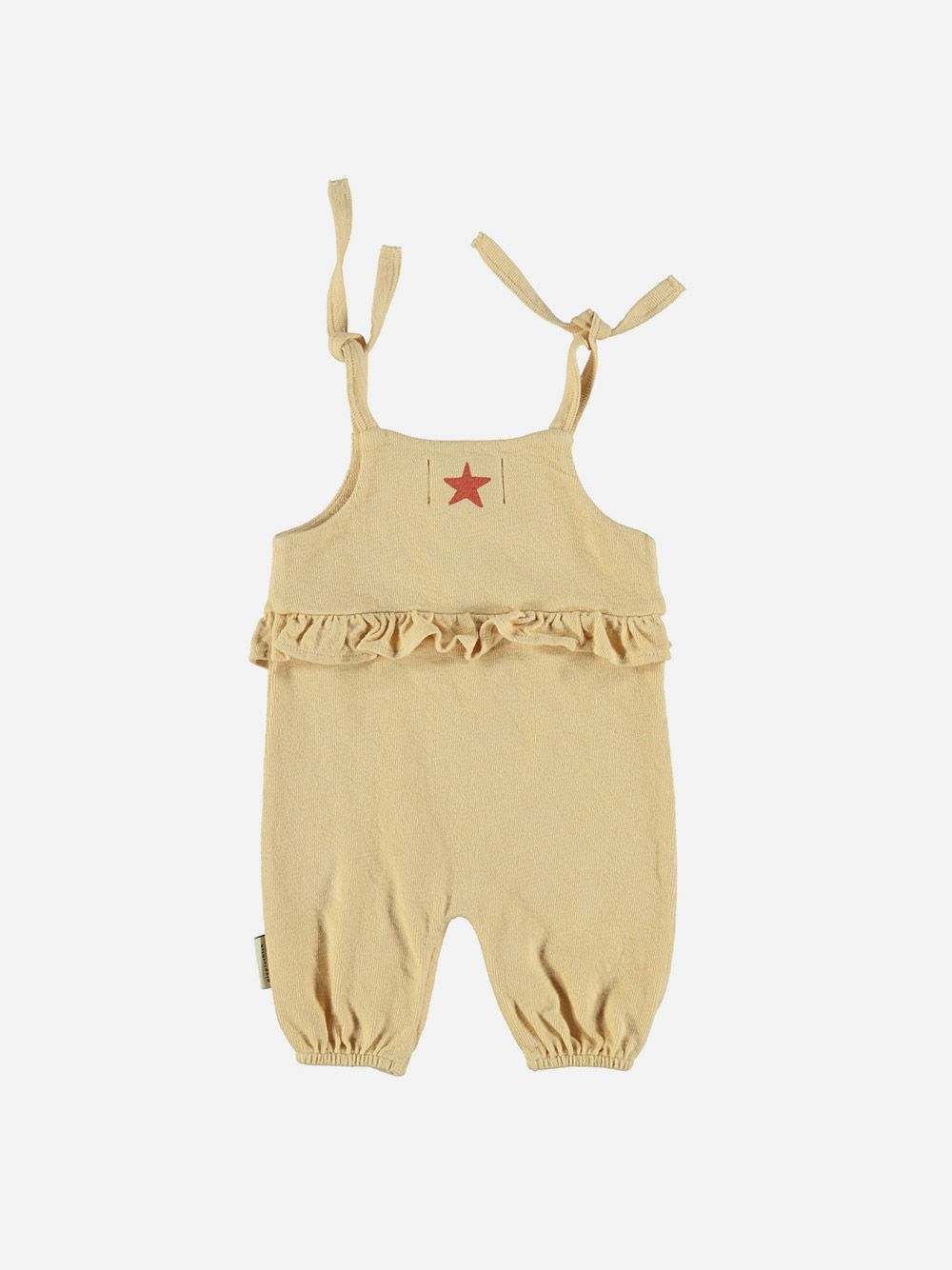 Baby jumpsuit Sand