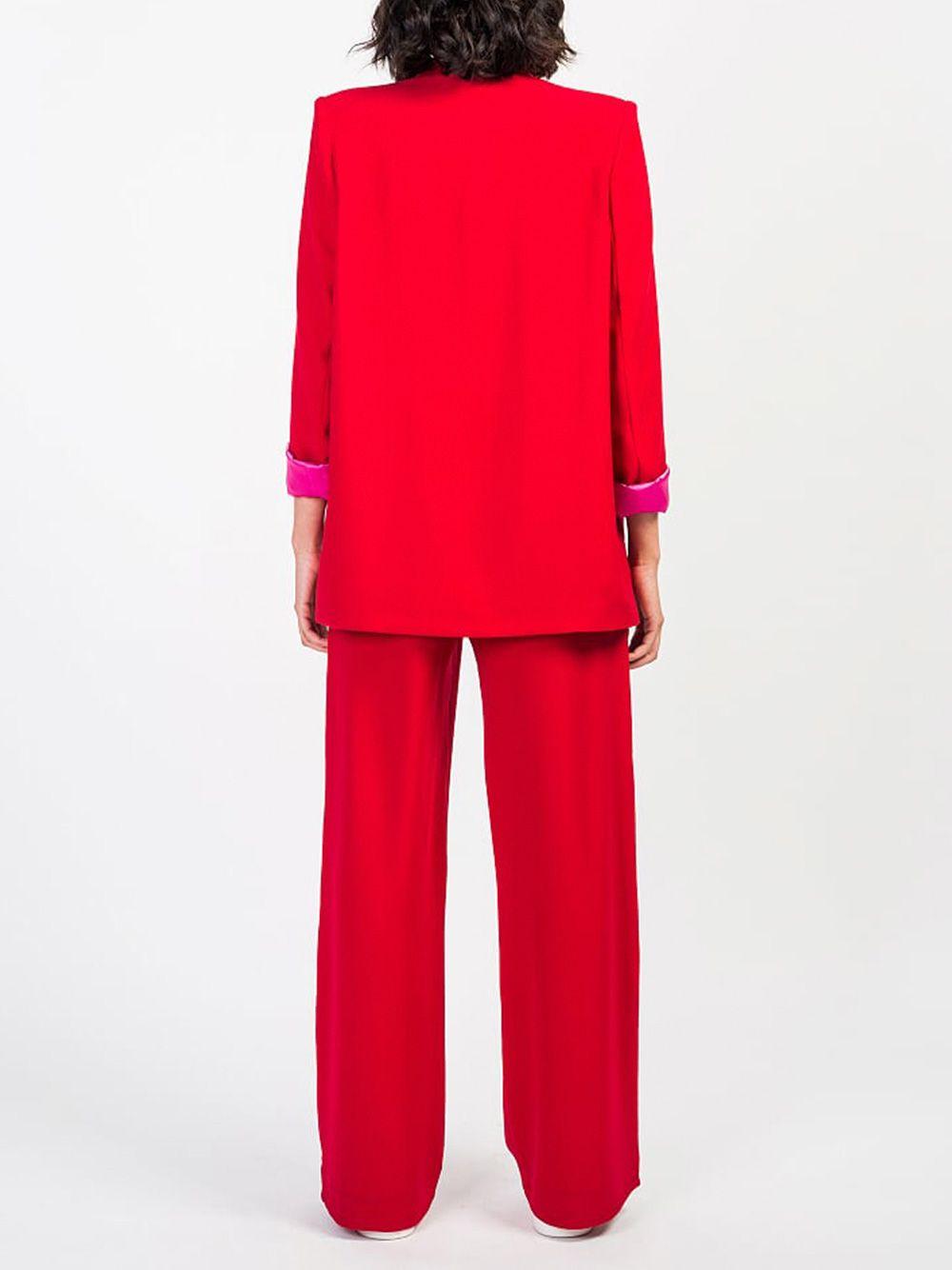 Calças Vega Vermelhas | Hyena Tailor Made
