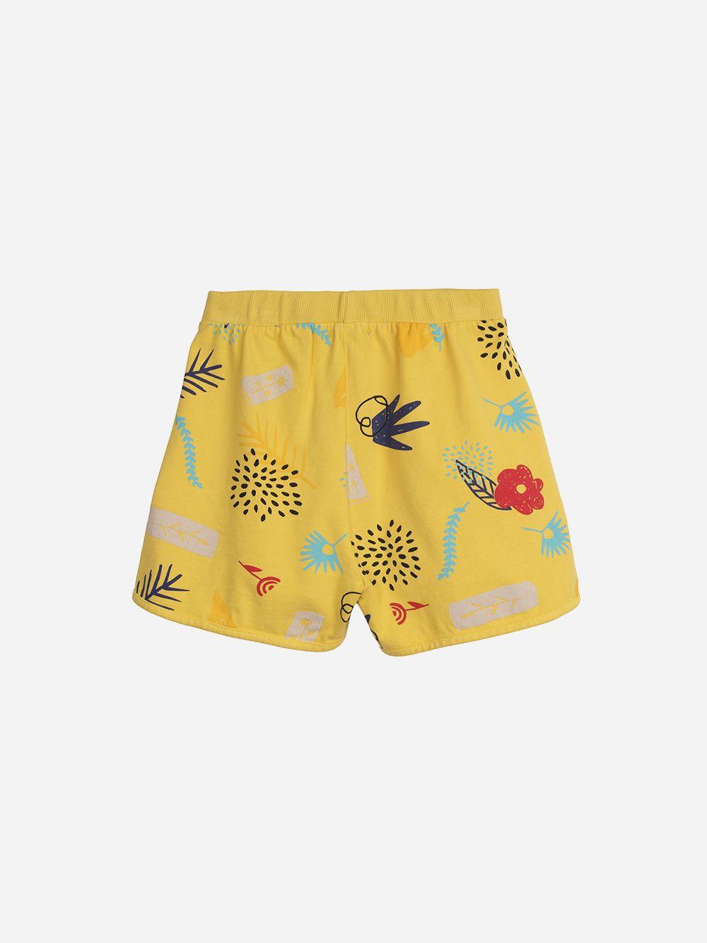 Calções Amarelos Daisy | Barn of Monkeys