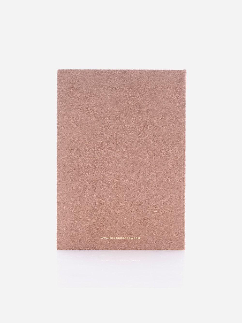 Brown Sugar Notebook   Fine & Candy