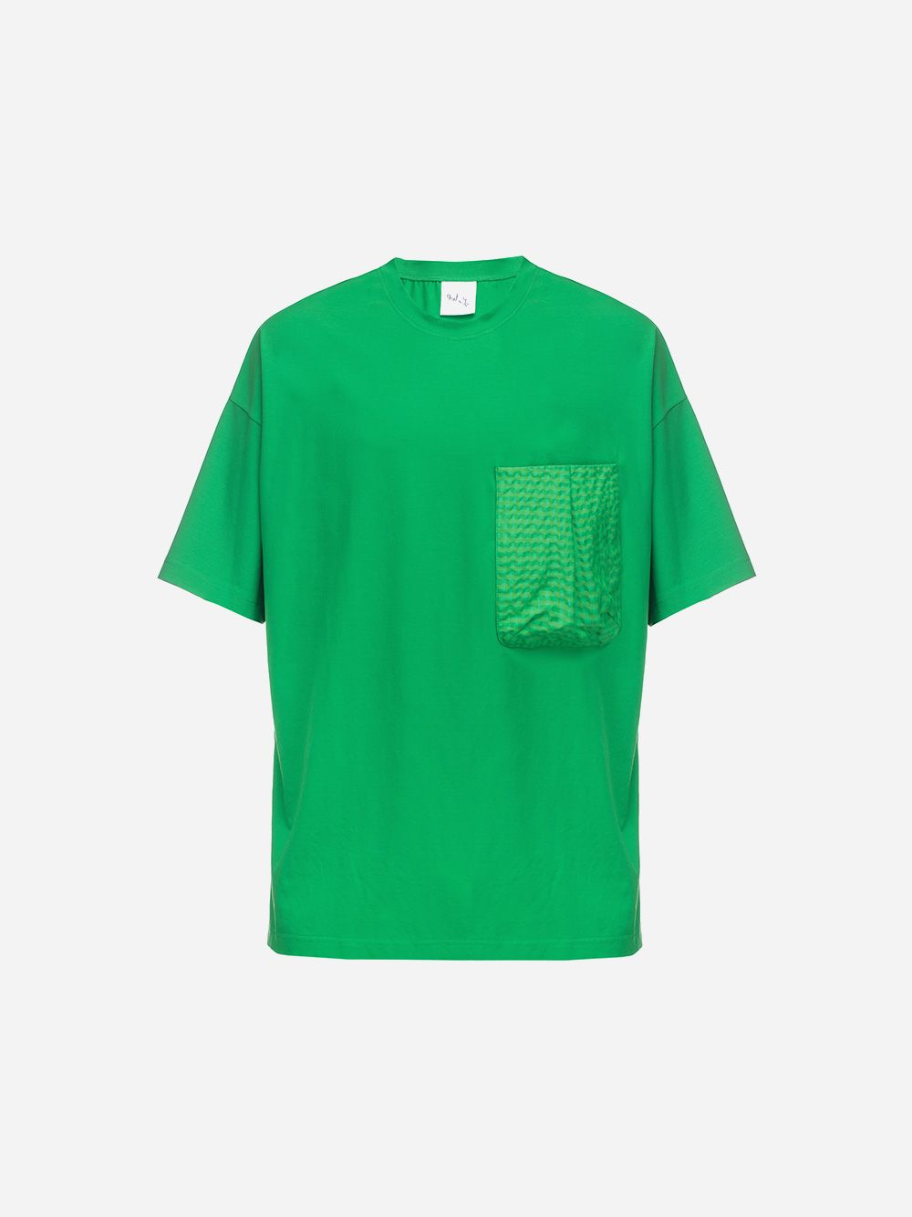 Green Pocket T-shirt | Rita Sá