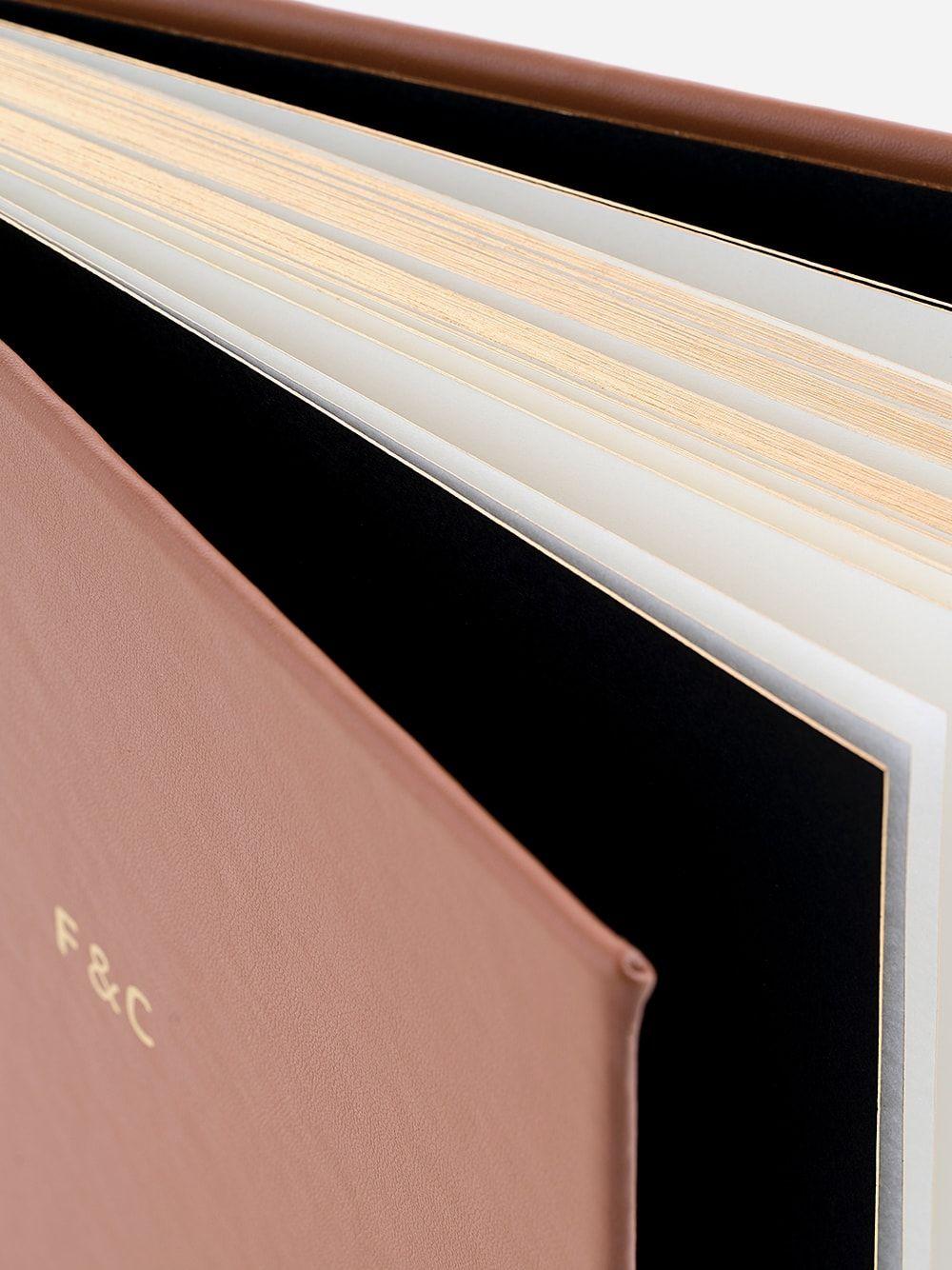 Caramel Notebook | Fine & Candy