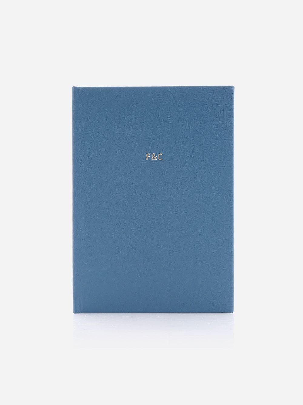 Caskata Notebook   Fine & Candy