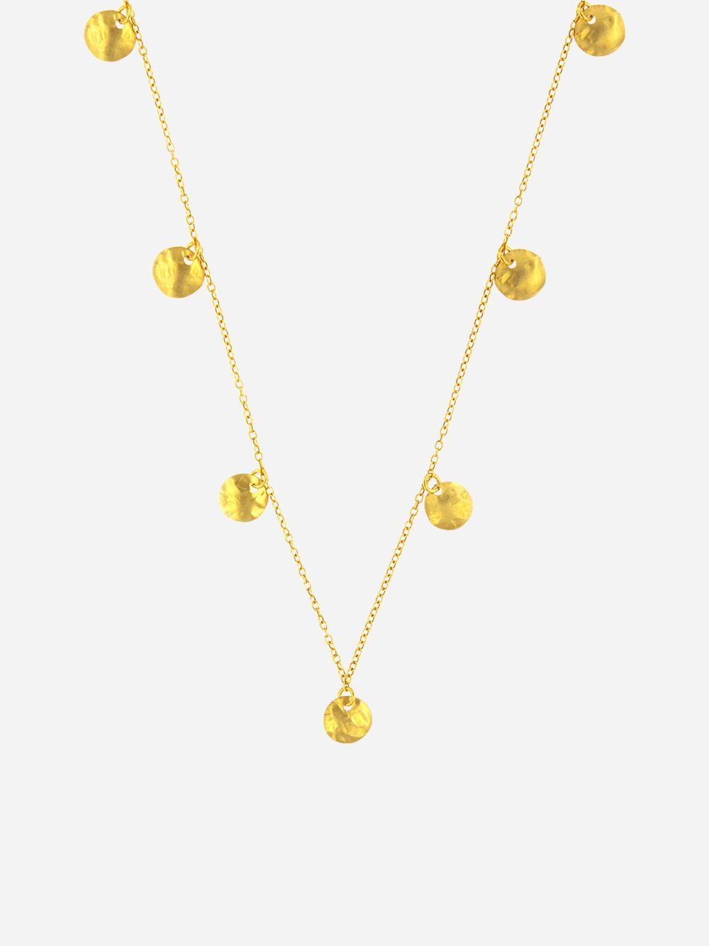 Toscas Necklace   Mesh Jewellery