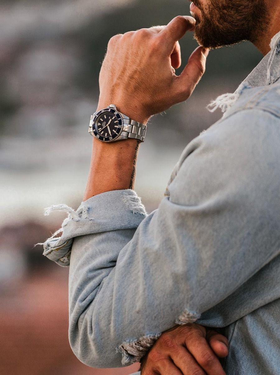 Relógio Preto Classic | Dicci