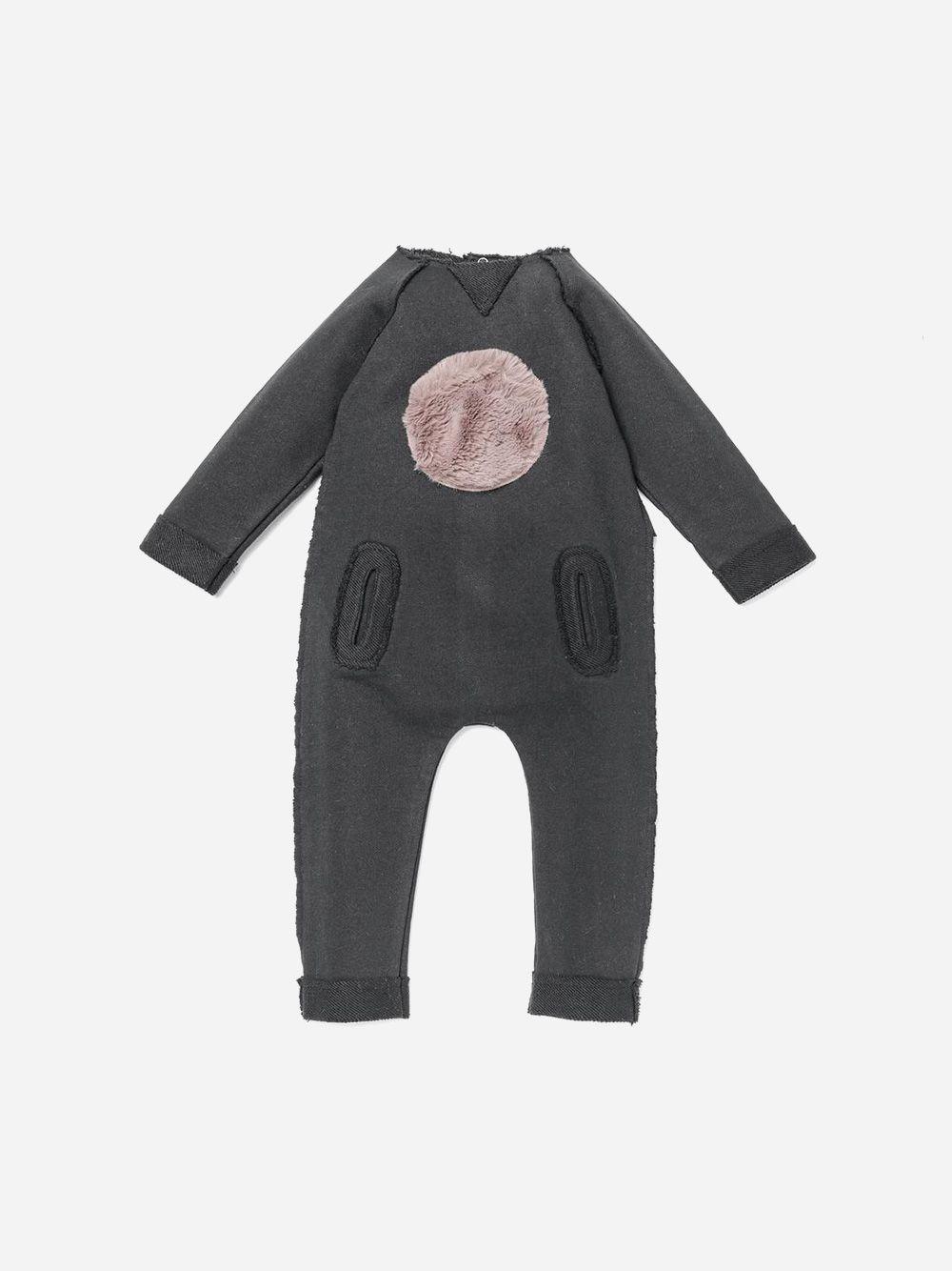 Embellished Jumpsuit Black
