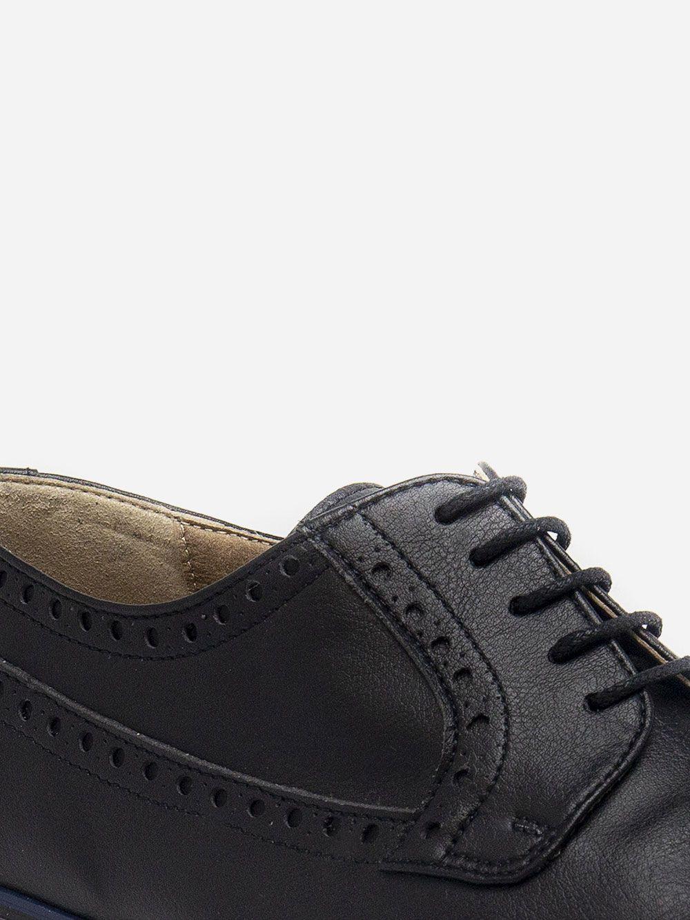 Sapatos Pretos Eric  | Nae