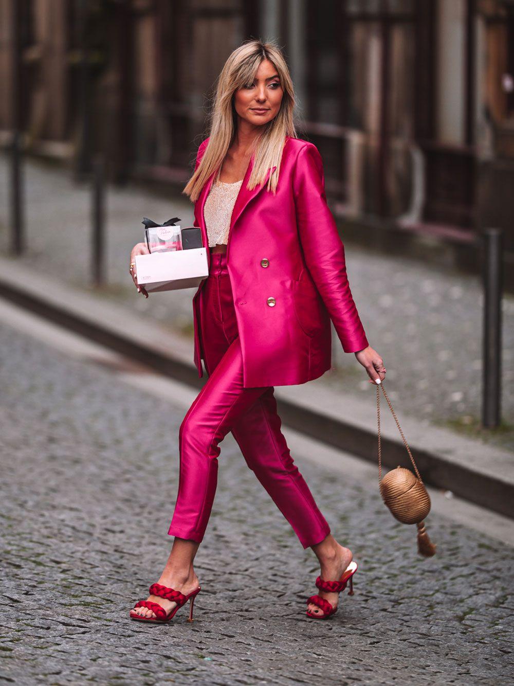 Pink Blazer | Kaoâ
