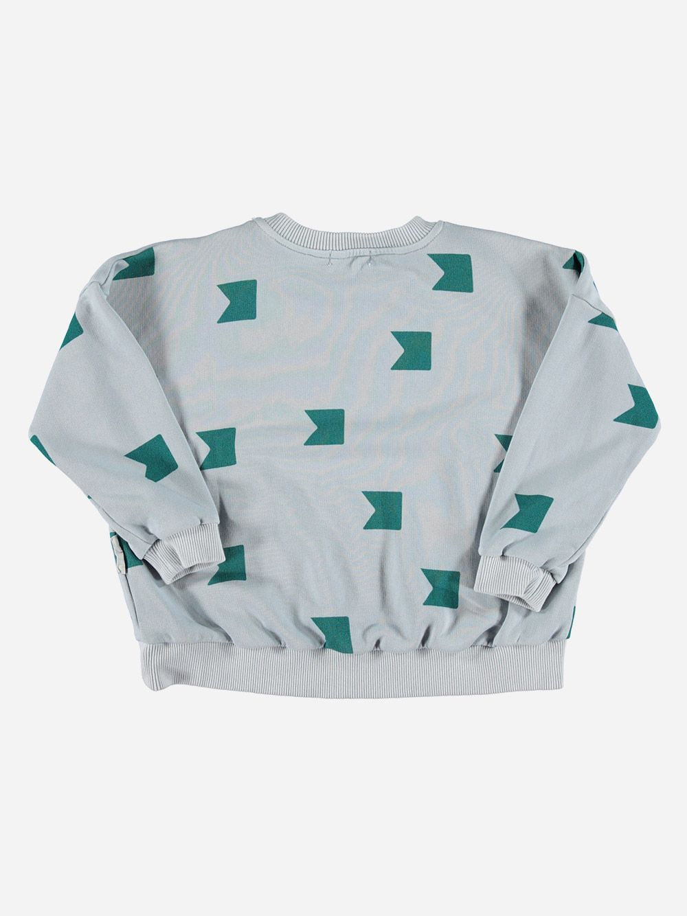 Sweatshirt Cinzenta Unissexo   Piupiuchick