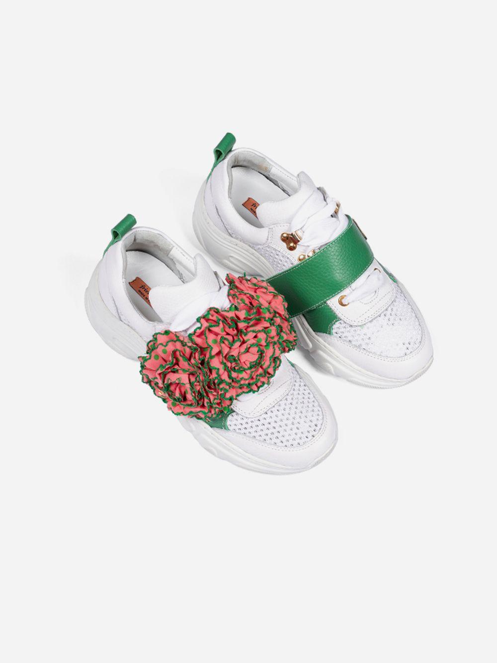 Sapatilhas Alexa Flowers