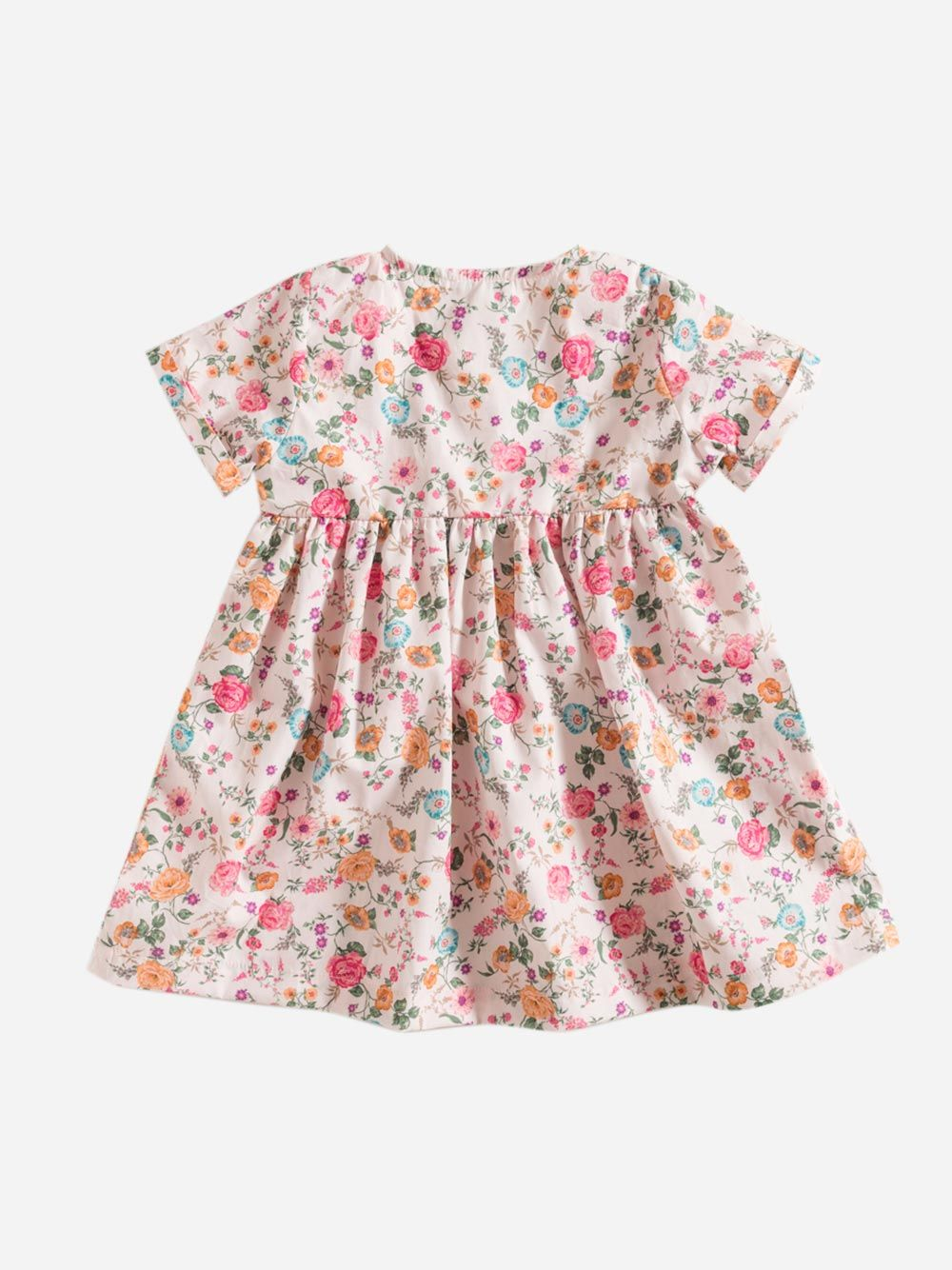 Vestido Flores Rosa   Grace Baby and Child
