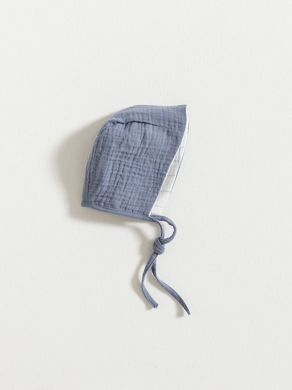 CAP / SOFT BLUE GAUZE | Grace Baby and Child