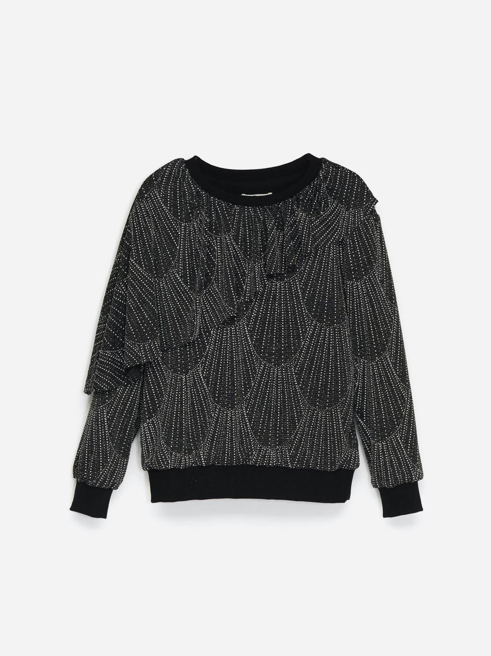 Glittered Sweater