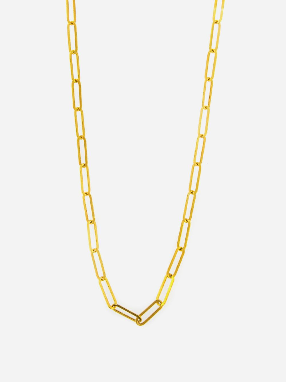 Colar Clips Grande   Mesh Jewellery