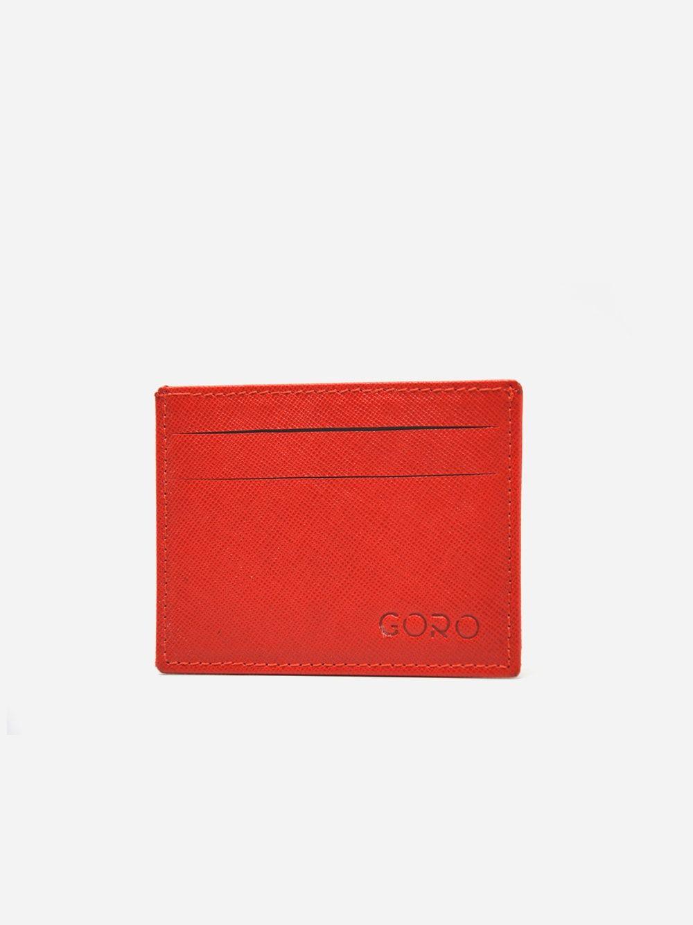 Red Card Holder Gordon | Goro
