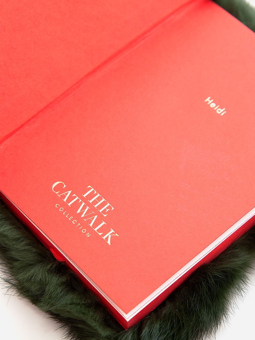 Heidi Notebook | Fine & Candy