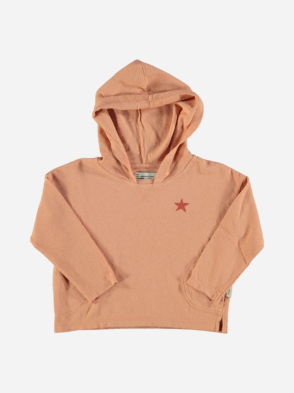 Hooded Lonsleeve with Logo