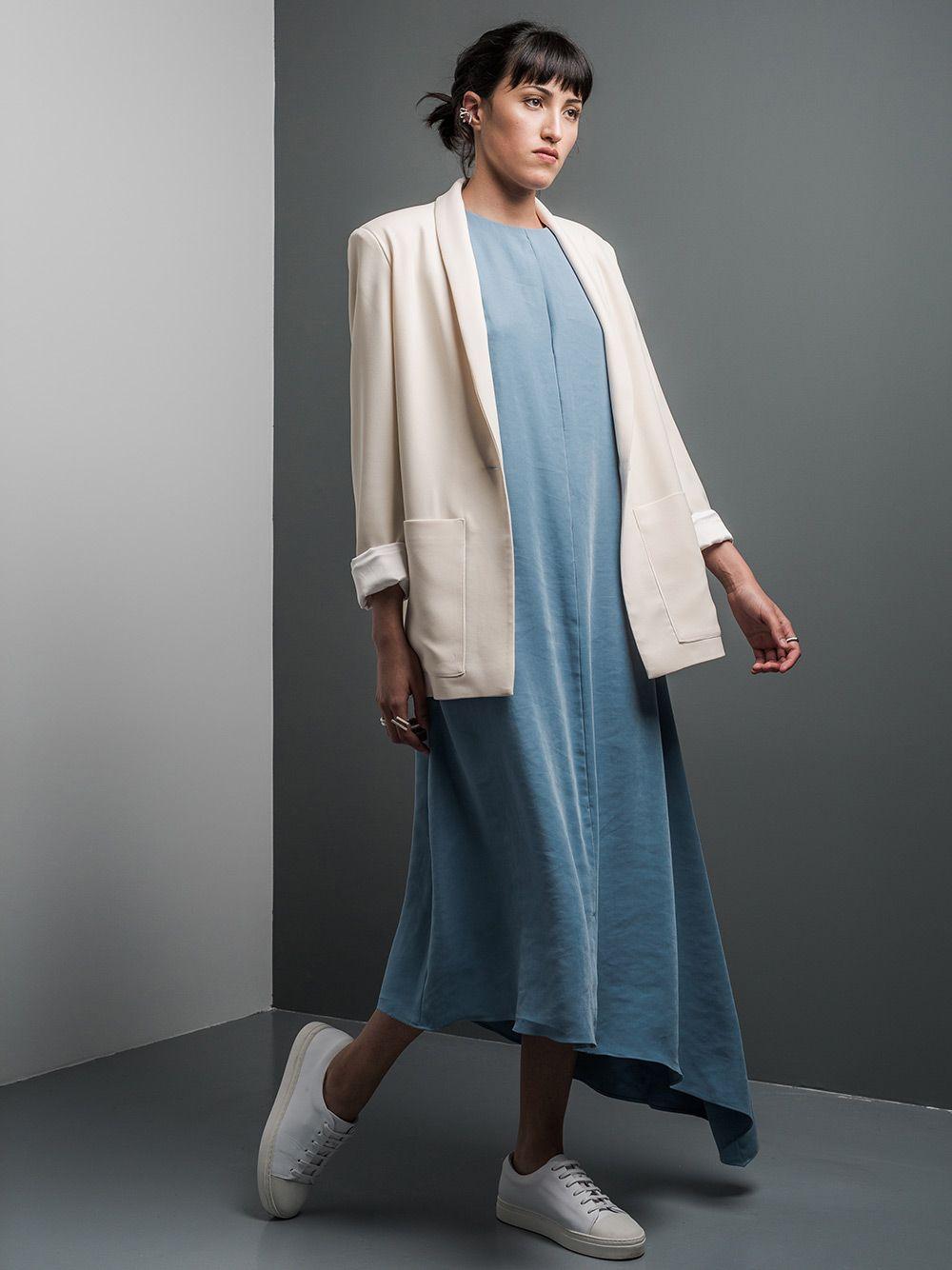Vestido Assimétrico | Hyena Tailor Made