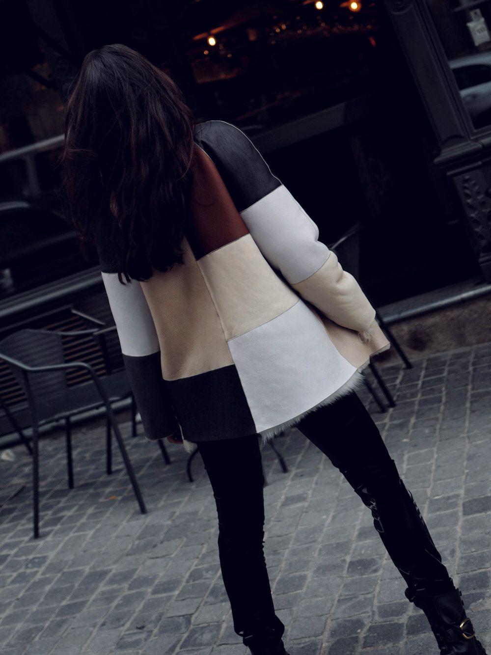 Casaco Reversível em Pelo | Kaoâ