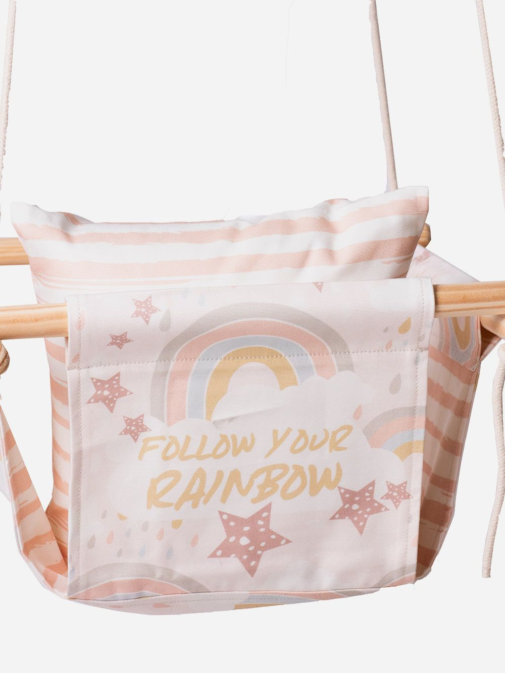 Baloiço para Bebé Nude Rainbow