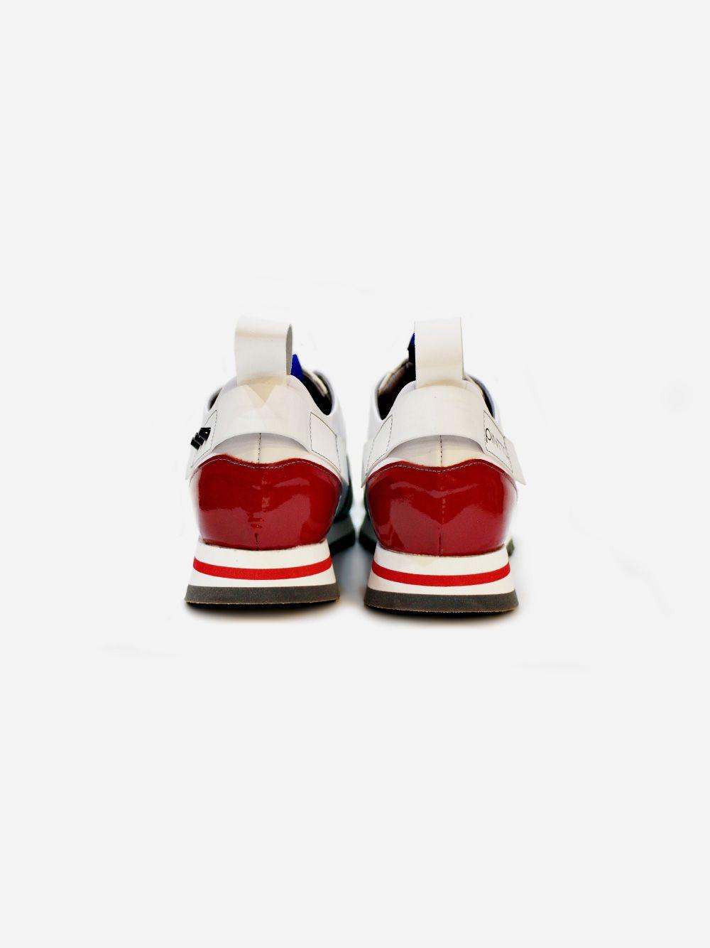 Sapatilhas Miami Red | Pintta