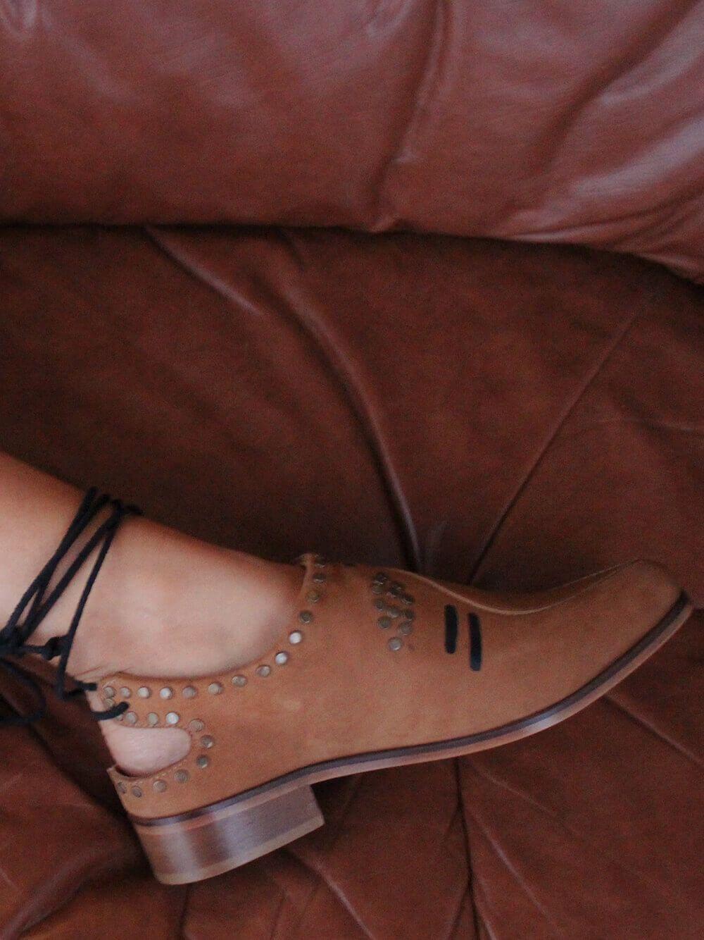 Camel Shoes Careto | Entrudo