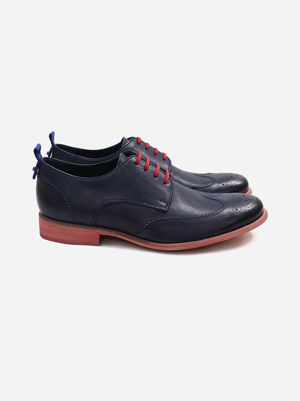 Sapatos Derby Madeira   Pintta