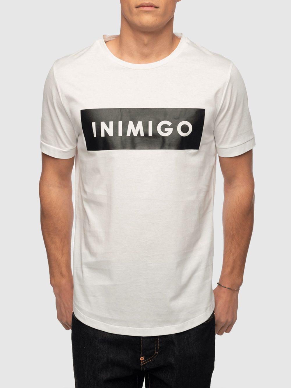 Inimigo Block T-Shirt | Inimigo