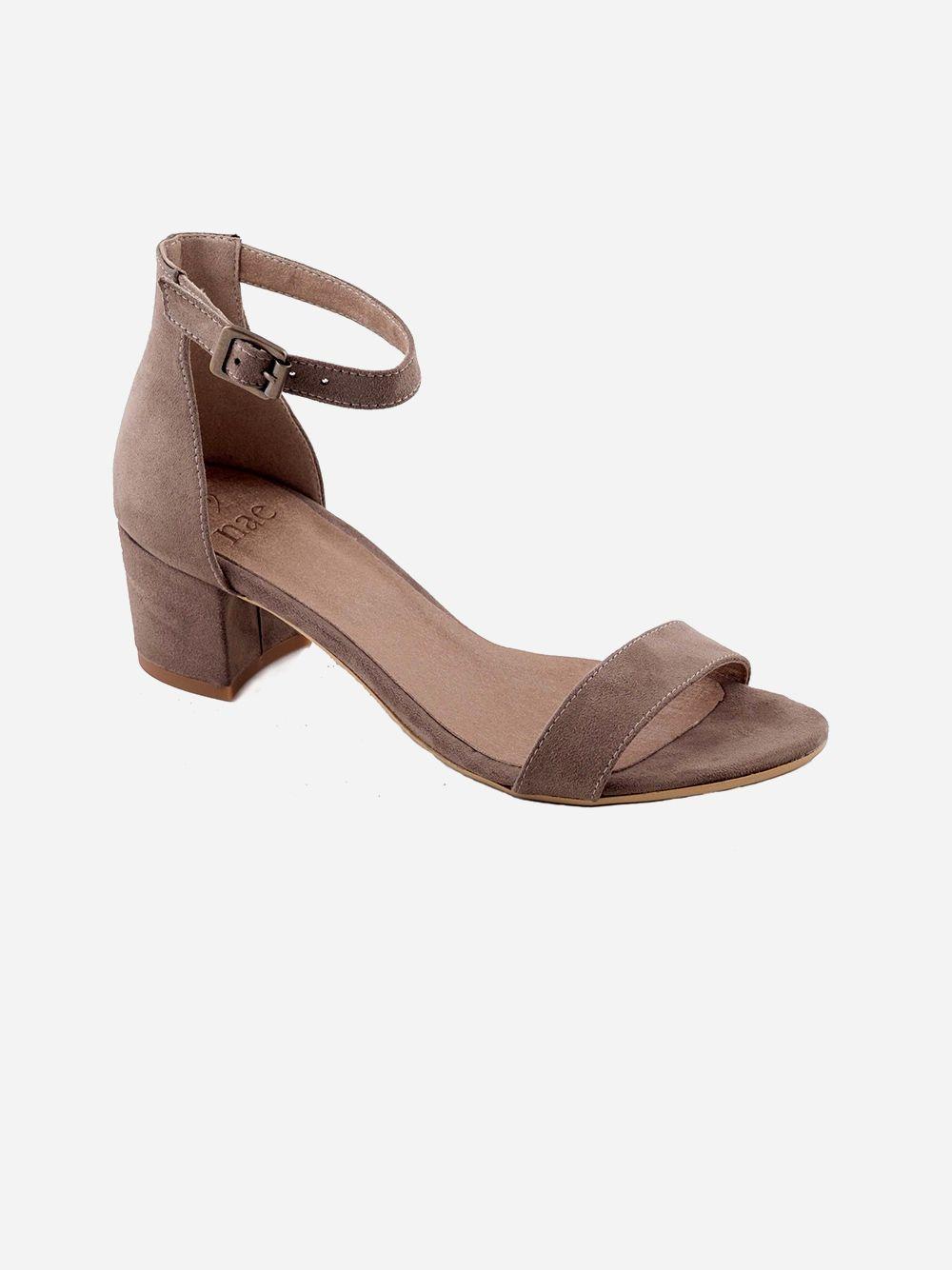 Sandálias Castanhas Irene   Nae