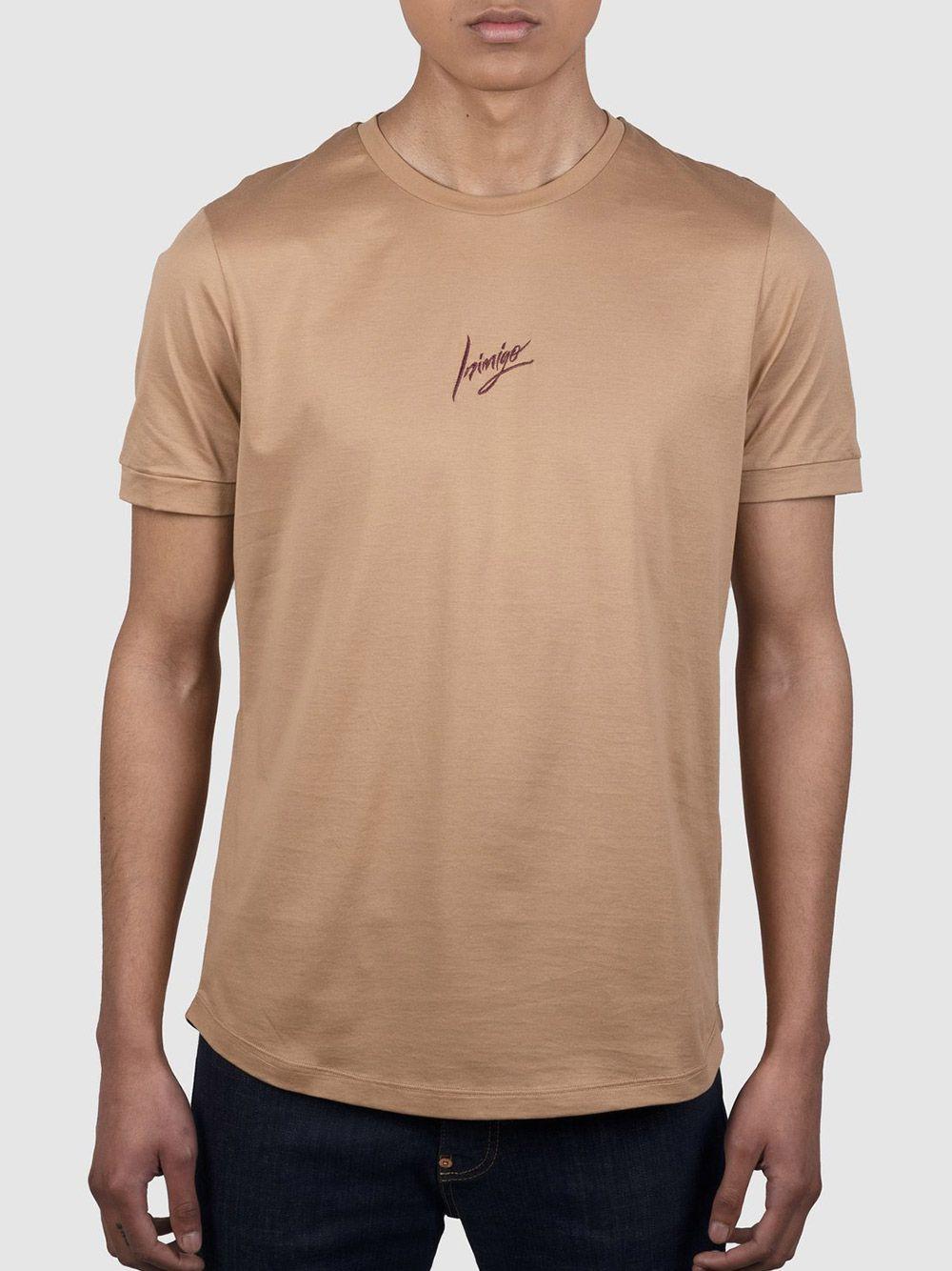 T-shirt Bege Rockstar