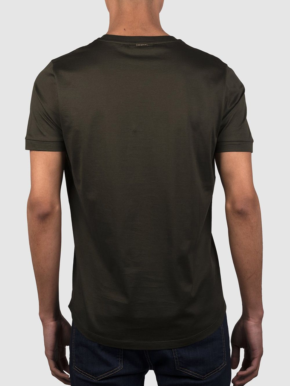 T-shirt Verde Rockstar