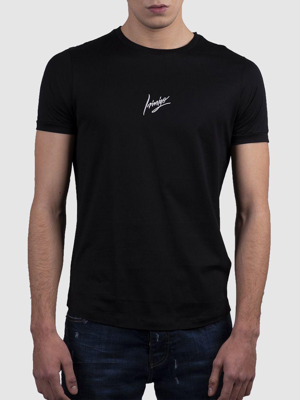 T-shirt Preto Rockstar