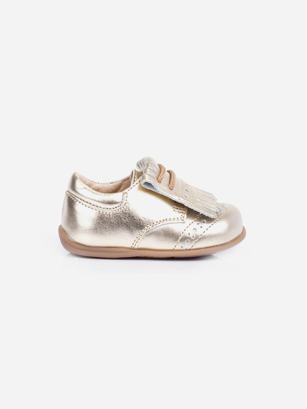 Sapatos Dourados L. Manuel | Pikitri