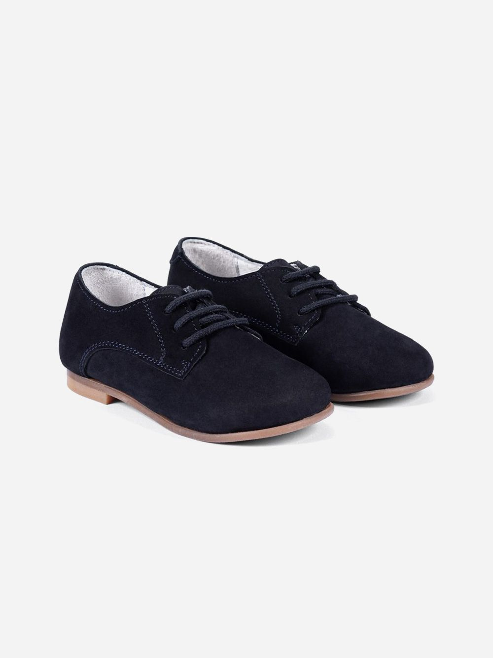 Sapato Oxford Atacadores Marinho | Pikitri