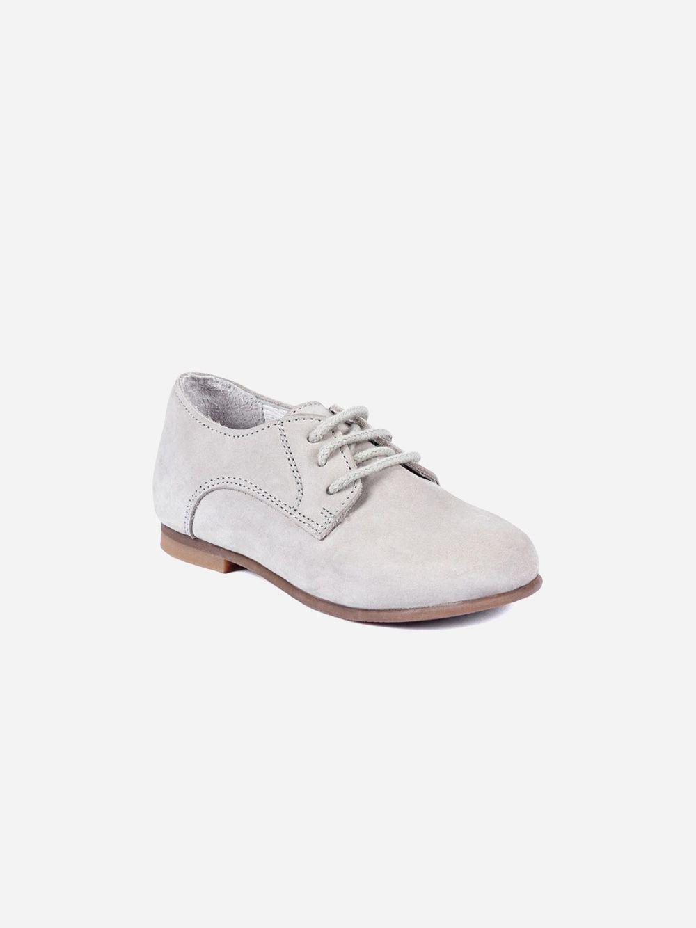 Sapato Oxford Cinza | Pikitri