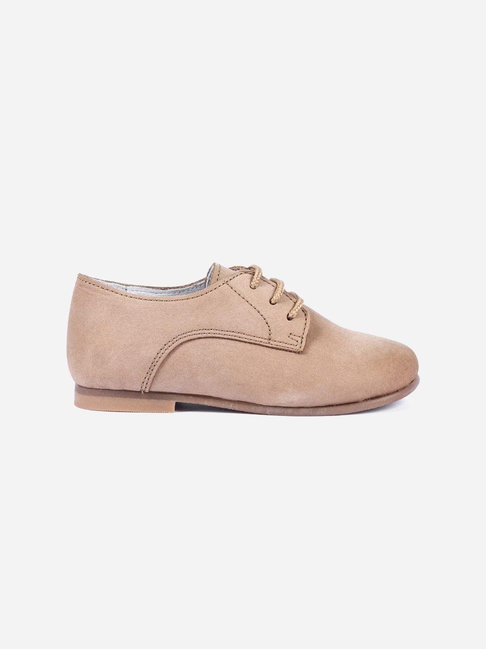 Sapato Oxford Taupe | Pikitri