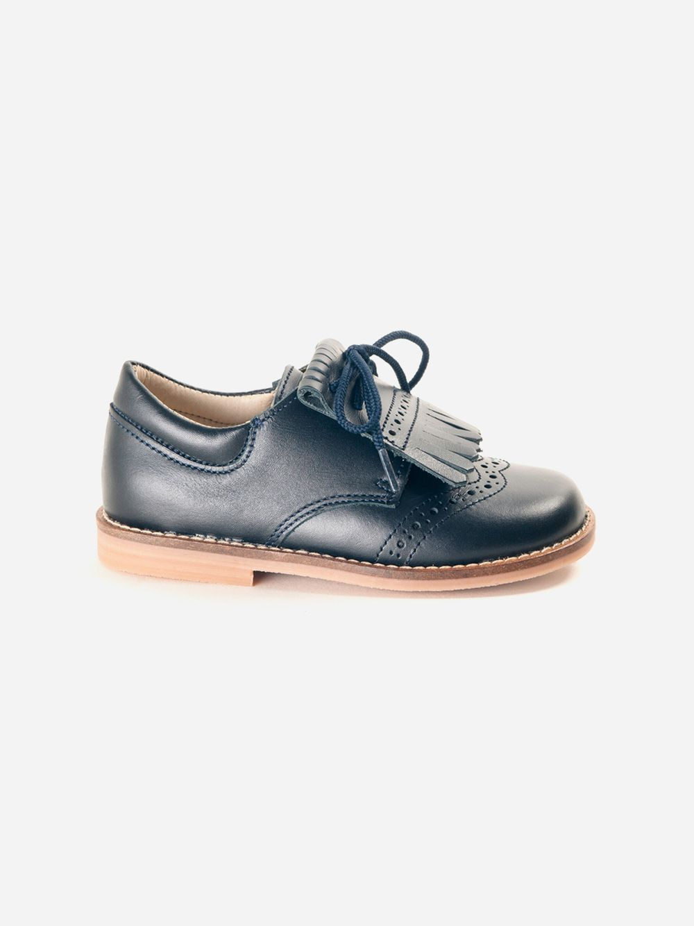 Sapatos Marinho Manuel II   Pikitri